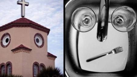 Pareidolia: cuando los objetos tienen rostro, explicado por la ciencia