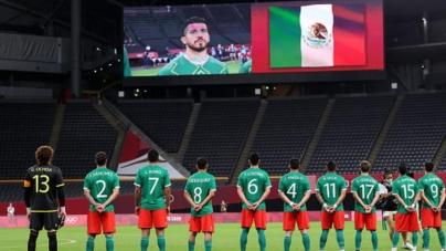 MÉXICO PIERDE LA SEMIFINAL CONTRA BRASIL Y JUGARÁ POR EL BRONCE EN FUTBOL