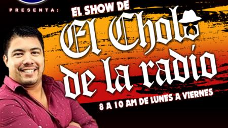 «EL SHOW DEL CHOLO» TE TRAE RISAS Y DIVERSIÓN