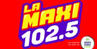 ¡LA MAXI! ESTÁ DE VUELTA EN EL 102.5